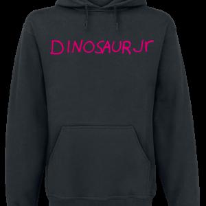 Dinosaur Jr. - Where You Been - Hooded sweatshirt - black product image at Soundorabilia.com