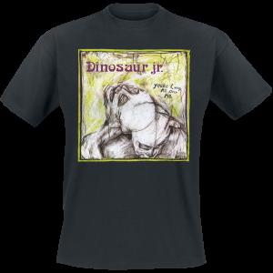 Dinosaur Jr. - You're Living All Over Me - T-Shirt - black product image at Soundorabilia.com