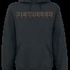 Disturbed - Evolution - Hooded sweatshirt - black product image at Soundorabilia.com