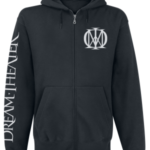 Dream Theater - Distance Over Time - Hooded zip - black product image at Soundorabilia.com