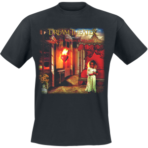 Dream Theater - Images And Words - T-Shirt - black product image at Soundorabilia.com
