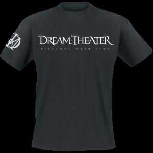 Dream Theater - Logo - T-Shirt - black product image at Soundorabilia.com