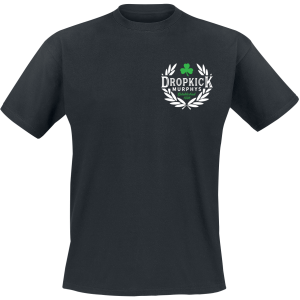 Dropkick Murphys - Laurel - T-Shirt - black product image at Soundorabilia.com