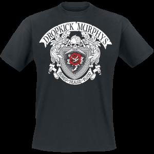 Dropkick Murphys - Signed and sealed in blood - T-Shirt - black product image at Soundorabilia.com