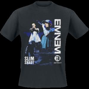 Eminem - Detroit - T-Shirt - black product image at Soundorabilia.com