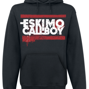 Eskimo Callboy - Let's Get Fucked Up - Hooded sweatshirt - black product image at Soundorabilia.com