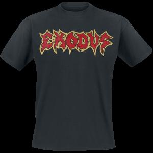 Exodus - Metal Command - T-Shirt - black product image at Soundorabilia.com