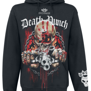 Five Finger Death Punch - Assassin - Hooded sweatshirt - black product image at Soundorabilia.com
