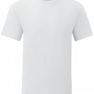Fruit Of The Loom - Iconic T - T-Shirt - white product image at Soundorabilia.com