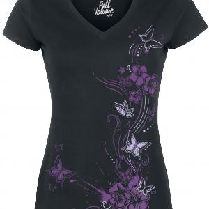 Full Volume by EMP - Shades Of Truth - Girls shirt - black product image at Soundorabilia.com
