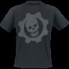 Gears - 5 - Omen - T-Shirt - black product image at Soundorabilia.com