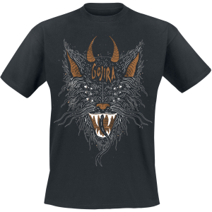 Gojira - 6 Eyed Beast - T-Shirt - black product image at Soundorabilia.com