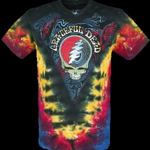 Grateful Dead - SYF Ripple - T-Shirt - multicolour product image at Soundorabilia.com
