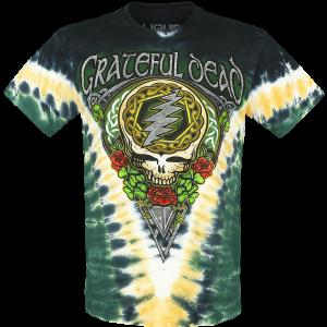 Grateful Dead - Shamrock - T-Shirt - multicolour product image at Soundorabilia.com