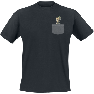 Guardians Of The Galaxy - 2 - Groot - T-Shirt - black product image at Soundorabilia.com