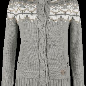 Harry Potter - Hermione - Girls' cardigan - grey/beige product image at Soundorabilia.com