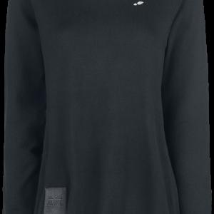 Harry Potter - Marauder's Map - Girls Sweater - black product image at Soundorabilia.com