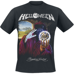Helloween - Keeper Legends - T-Shirt - black product image at Soundorabilia.com