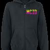 Highly Suspect - Retro Triangle - Hooded sweatshirt - black product image at Soundorabilia.com