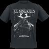 Ice Nine Kills - Freddy - T-Shirt - black product image at Soundorabilia.com