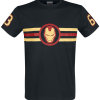 Iron Man - 63 - T-Shirt - black product image at Soundorabilia.com