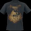 Johnny Cash - Lyrics V2 - T-Shirt - black product image at Soundorabilia.com