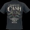 Johnny Cash - Original Country Rock n Roll - T-Shirt - black product image at Soundorabilia.com
