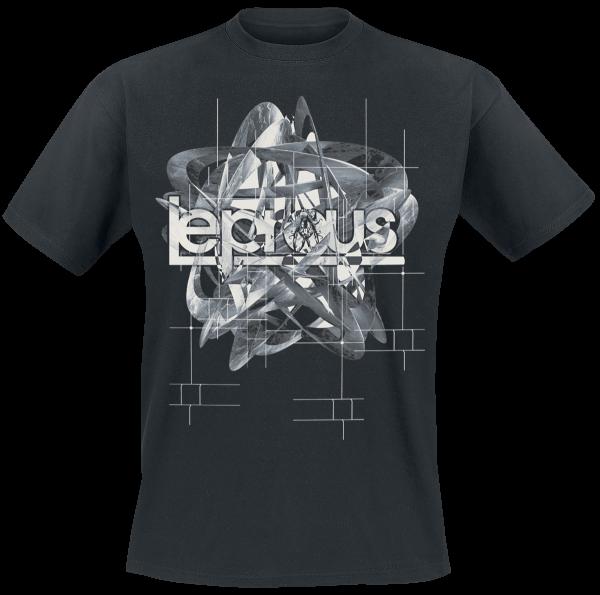 Leprous - The Star - T-Shirt - black product image at Soundorabilia.com