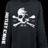 Mötley Crüe - Orbit Skull - Longsleeve - black product image at Soundorabilia.com