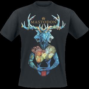 Mastodon - Blood mountain - T-Shirt - black product image at Soundorabilia.com