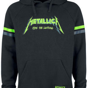 Metallica - EMP Signature Collection - Hooded sweatshirt - black product image at Soundorabilia.com