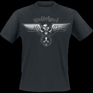 Motörhead - Winged Warpig - T-Shirt - black product image at Soundorabilia.com