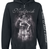 Nightwish - Once - 10th Anniversary - Hooded zip - black product image at Soundorabilia.com
