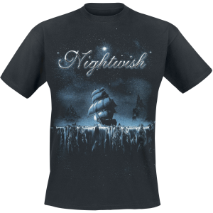 Nightwish - Woe To All - T-Shirt - black product image at Soundorabilia.com