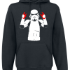 Original Stormtrooper - Metal - Hooded sweatshirt - black product image at Soundorabilia.com