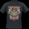 Powerwolf - Lupus Vobiscum - T-Shirt - black product image at Soundorabilia.com