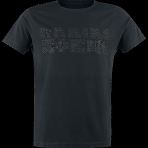 Rammstein - Werk - T-Shirt - black product image at Soundorabilia.com