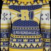 Riverdale - Riverdale - Girls Sweater - blue-yellow product image at Soundorabilia.com