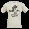 Shelby - Cracked Snake - T-Shirt - beige product image at Soundorabilia.com