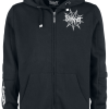 Slipknot - EMP Signature Collection - Hooded zip - black product image at Soundorabilia.com