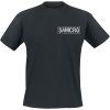 Sons Of Anarchy - Outline - T-Shirt - black product image at Soundorabilia.com