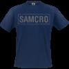 Sons Of Anarchy - Samcro - T-Shirt - navy product image at Soundorabilia.com