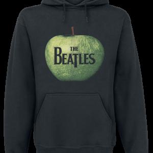 The Beatles - Apple - Hooded sweatshirt - black product image at Soundorabilia.com
