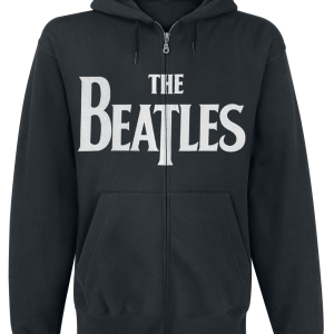 The Beatles -  - Hooded zip - black product image at Soundorabilia.com