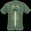 The Legend Of Zelda - The Master Sword - T-Shirt - green product image at Soundorabilia.com