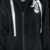 The Nightmare Before Christmas - Jack - Girls hooded zip - black product image at Soundorabilia.com