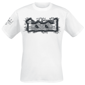 Tool - Double Image - T-Shirt - white product image at Soundorabilia.com