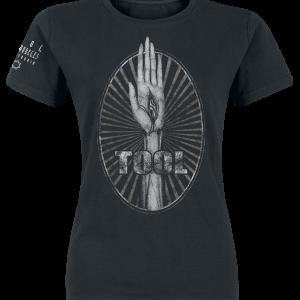 Tool - Eye In Hand - Girls shirt - black product image at Soundorabilia.com
