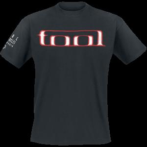 Tool - Grid Skull - T-Shirt - black product image at Soundorabilia.com