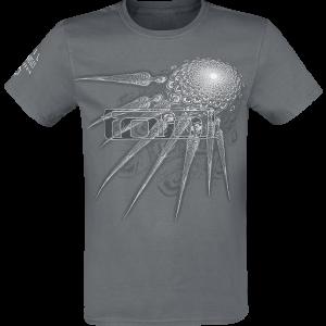 Tool - Phurba - T-Shirt - grey product image at Soundorabilia.com